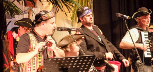 kindermusik.de Festival in Bielefeld - Piraten
