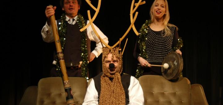 Rieselschnee und Klingelglöckchen: FERRIs Weihnachtslieder CD für Kinder.