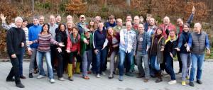 kindermusik.de-Treffen 2016 im winterlichen Taunus