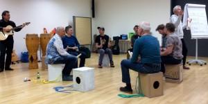 Workshops beim kindermusik.de-Treffen 2016