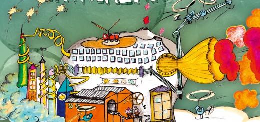 In der Wolkenfabrik - Toni Geiling und das Wolkenorchester
