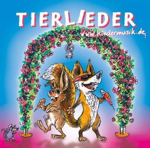 Die Lieblings-Tierlieder der Kindermusiker von kindermusik.de