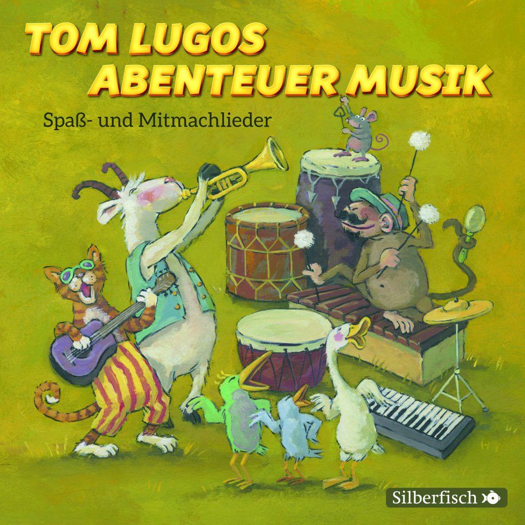 Tom Lugos Abenteuer Musik: Spaß- und Mitmachlieder für Groß und Klein