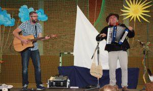 Jens Bemeier und Unmada beim 9. Gothaer Kinderliederfestival