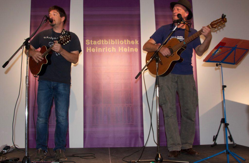 Olaf Bessert rief als Kinderliedermacher das Festival gemeinsam mit Nico Walter ins Leben.