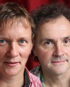 Die Gebrüder David und Nicolas Jehn haben zusammen elf Lieder zur Bremer Geschichte komponiert.
