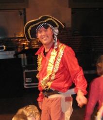 Der Berliner Kinderliedermacher Cattu ist das erste Mal beim Kinderliedermitmachfestival in Kiel dabei.