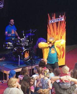"""Die Kölner Jungs von Pelemele freuen sich auf """"zwei intensive Konzerte und rockende Kinder"""""""