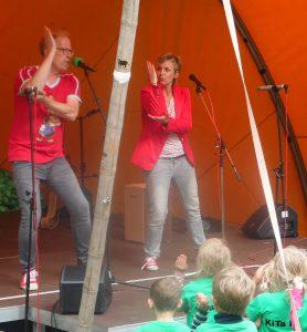 """""""Für Kinder ist es besonders spannend, wenn die Konzerte für sie am Abend stattfinden"""", erzählt Matthias Meyer-Göllner."""