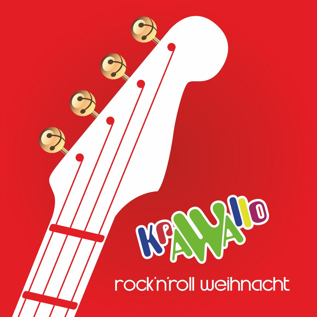krawallo rock 39 n 39 roll weihnacht kinderlieder das. Black Bedroom Furniture Sets. Home Design Ideas