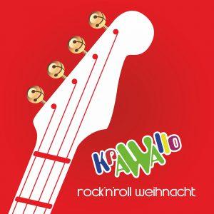 Weihnachten wird rockig - mit dem neuen Album von KraWAllo!
