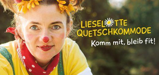 Bewegungsspaß für Klein und Groß mit Lieselotte Quetscchkommode